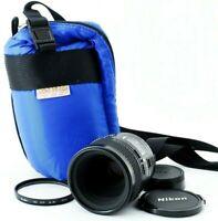 【Mint】Nikon AF Micro Nikkor 60mm F2.8 D Macro Lens w/Lens case from Japan 569566
