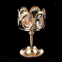 Crystal Votive Tea Light Candle Holder Candlestick Wedding Event Home Decor