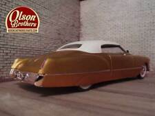 Olson Brothers Resin Fender Skirts for Revell 1/25 Foose Custom Cadillac !!NEW!!