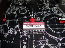 Ducati 748 ECU Eprom, Chip per Aperto Scarico 965014AAA Biposto silenziatori