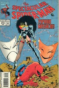 The Spectacular Spider-Man # 213