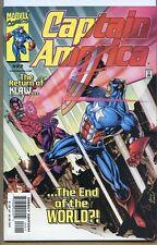 Captain America 1998 series # 22 very fine comic book