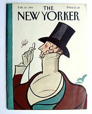 The New Yorker, Feb. 20, 1989