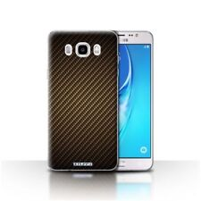 Étuis, housses et coques métalliques brillantes Samsung Galaxy J pour téléphone mobile et assistant personnel (PDA)