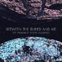 BETWEEN THE BURIED AND ME-THE PARALLAX 2: FUTURE SEQUENCE-JAPAN CD E75