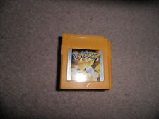 Nintendo Gameboy - pokemon yellow - cart only