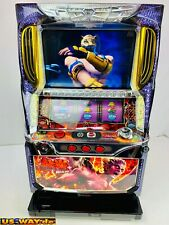 S-0096 Las Vegas Slot Maschine Spielautomat Geldspielautomat Einarmiger Bandit