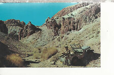Prospector Bruce Minard of Red Hill near Mojave Ca Chrome Postcard 2207a