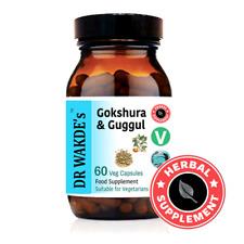 DR WAKDE'S Gokshura & Guggul Kapseln I KOSTENLOSER VERSAND
