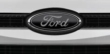 Ford Models Black/ M Silver Logo Overlay Decals 3Pc Kit Read The Description!