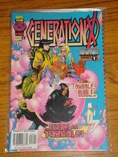 X-MEN GENERATION X #18 VOL1 MARVEL ONSLAUGHT IMPACT 1 AUGUST 1996