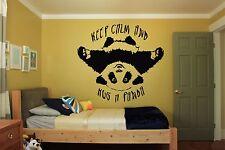Wall Room Decor Art Vinyl Sticker Mural Decal Animal Fun Panda Bear DA029