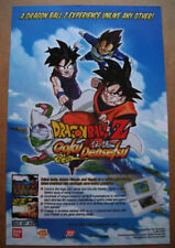 Dragonball Z - Nintendo DS advert  Original magazine ADVERT 29 x 20cm