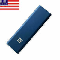 THU 128GB Portable External Solid State Drive Type-C USB 3.1 SSD 400MB/s - Blue