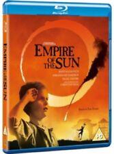 Empire of the Sun (Christian Bale, John Malkovich) New Region B Blu-ray