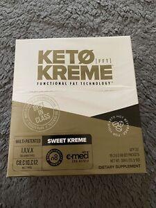 Pruvit Keto Sweet Kreme 20 On The Go Packs BRAND NEW Ketones