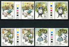 Gb 1979 International Year of the Child 4 Gutter Pairs - Mnh - Sg 1091 to 1094