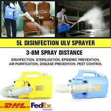 5L Electric Intelligent ULV Fogger Ultra Sprayer Mosquito Killer Disinfection