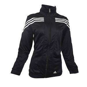 Adidas Women's  Black Response Full Zip Jacket A56450
