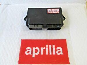BRAND NEW GENUINE APRILIA RS250 1998-2003 ECU 25KW VERSION AP8124347