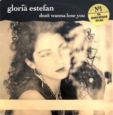 "Gloria Estefan 7"" Don't Wanna Lose You - Europe (VG+/EX)"