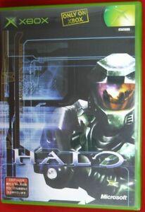 Halo Combat Evolved Xbox Japan Version