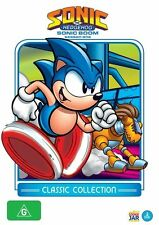 Sonic The Hedgehog - Sonic Boom (DVD, 2012, 2-Disc Set)