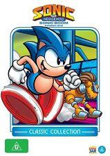 Sonic The Hedgehog - Sonic Boom Season One (DVD, 2012, 2-Disc Set) Region 4 New