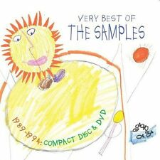 Very Best of the Samples 1989-1994 by The Samples (CD, Nov-2004, What Are Record