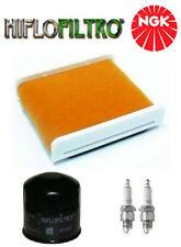 Kit Entretien Révision Kawasaki GPZ 500 S filtre à air huile bougie NGK