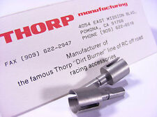 Vintage THORP Mfg Dirt Burners 4587 Tamiya FOX Universals for Dog Bones & Stock