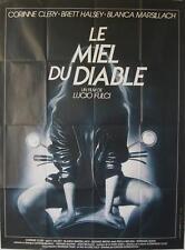 THE DEVIL'S HONEY 1986 LUCIO FULCI 47x63