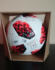 Adidas Telstar World Cup 2018 Russia Official Match Ball In Box With NFC Chip