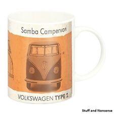 Samba Camper van Type 2 Mug Volkswagen Splitscreen Vintage Retro Classic Gift
