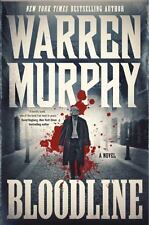 Bloodline by Warren Murphy (2015, Hardcover)