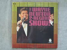 WAYNE NEWTON ~ THE WAYNE NEWTON 2-RECORD SHOW!  2 VINYL RECORD SET / 2 LP'S