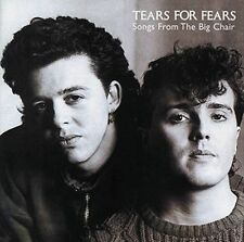 Tears for Fears Songs From The Big Chair 2014 Euro 180gm Vinyl LP Mp3