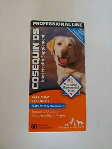 Cosequin Professional Line Max Strengh for Dogs 60 Tablets
