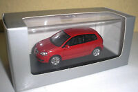 VW Polo rot 9n in 1:43 von Minichamps