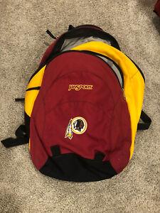 Washington Redskins Jansport Backpack Washington Football Team NFL