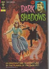 Dark Shadows # 13 Gold Key TV Series  FN  painted cover