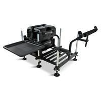 Koala Products Team Match Station Seat Box, Black Spray Bar & Black Side Tray