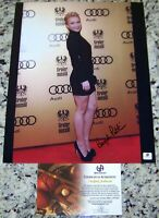 Lot of 2 Hayden Panettiere Signed Autographed 8x10 & 11x14 Photos GV GA GAI COA!