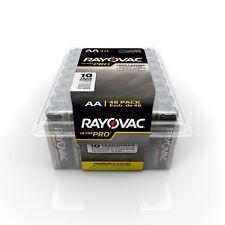 Rayovac Ultra Pro AA 1.5V Alkaline Batteries (48pk)  Fresh Exp Dec 2025