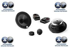 """JL Audio C3-650 6.5"""" 17cm Car Component Or Coaxial Speakers 225w"""