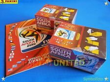 Panini★WM 2010 WC 10 World Cup★2x Box/Display OVP/sealed + Leeralbum/empty album