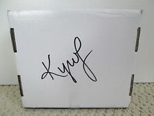 Kylie Jenner Lip Kit Lipstick Liner Gloss Dripping SIGNED Autograph Shipping Box