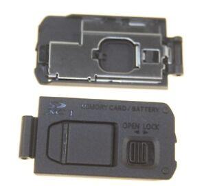 PANASONIC DMC-TZ80 & DMC-ZS60 BLACK BATTERY COVER DOOR LID CHAMBER