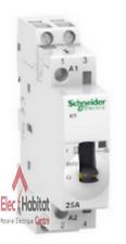 Contacteur chauffe-eau ICT 2P25A Schneider A9C25732