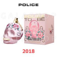 POLICE TO BE TATTOOART EDP 40ML PROFUMO DONNA WOMAN FEMME EAU DE PARFUM TATTOO